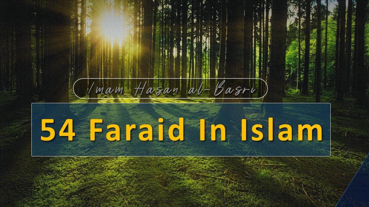 54 Faraid