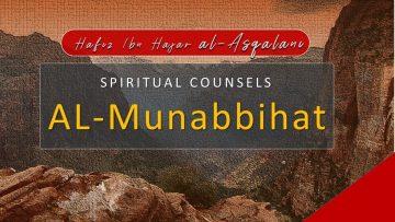 Al Munabbihat: Counsel of Fives #6 – Ustadh Mahmud A. Kürkçü (26 May 2009)