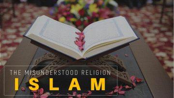 Islam, the Misunderstood Religion (Fri 24 Apr 2015)