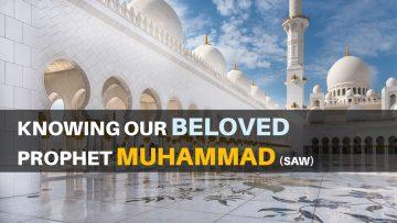 Loving Nabi MUhammad (saw) (Fri 22 Feb 2013)