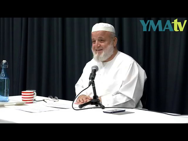 Young Muslims of Australia YMA   7  On Patience   Friday Night Live 2018 1900575359953160